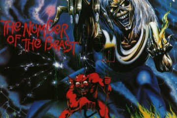 IRON MAIDEN The Number Of The Beast