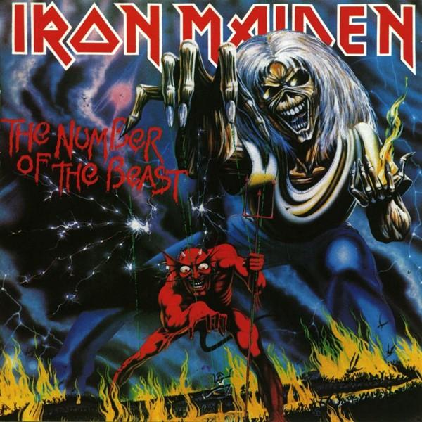 """Résultat de recherche d'images pour """"iron maiden the number of the beast"""""""
