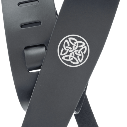 PLANET WAVES Sangle Cuir World Celtic