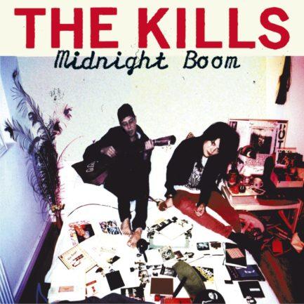 THE KILLS Midnight Boom
