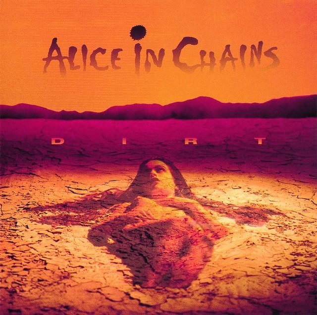 GRUNGE !!! ALICE-IN-CHAINS-Dirt