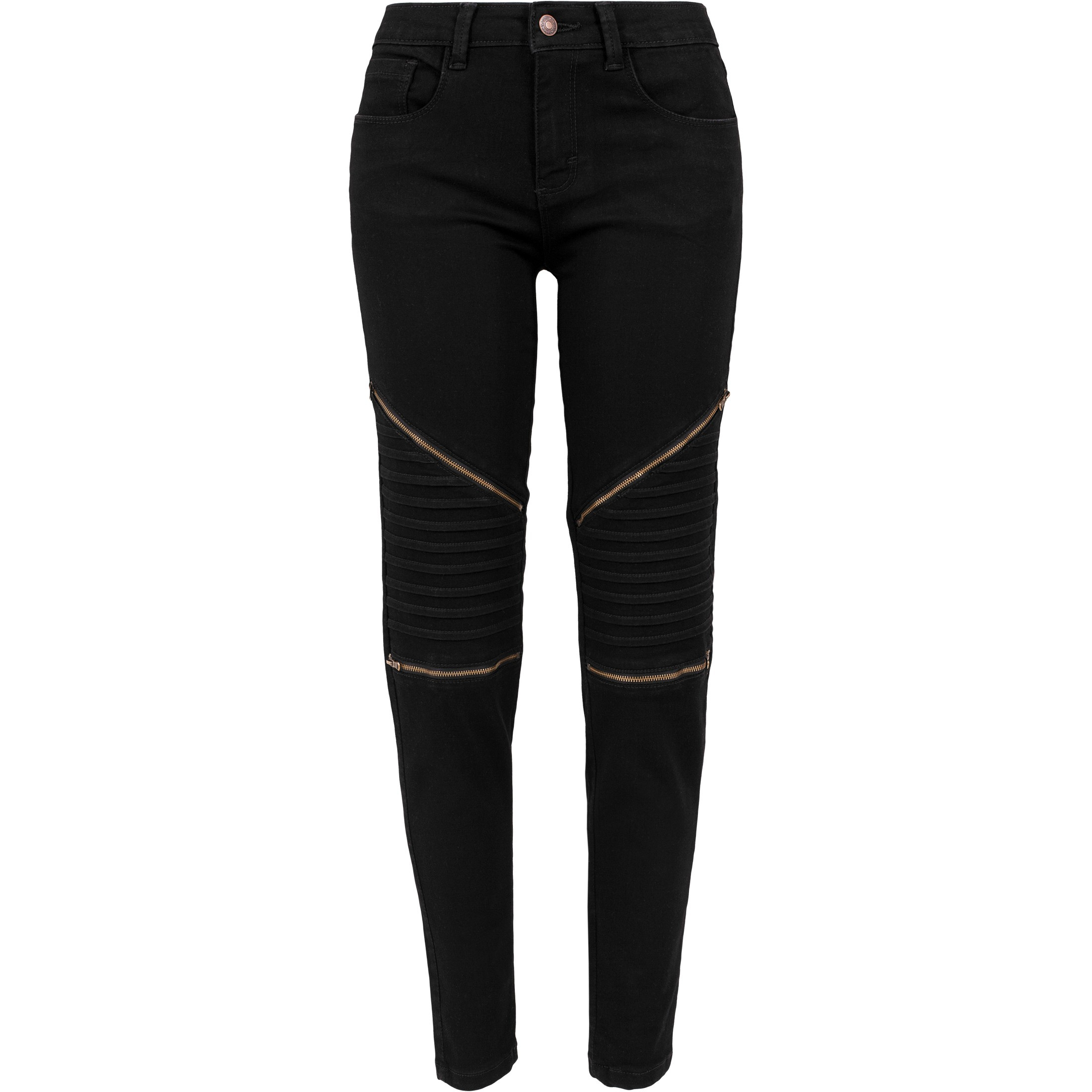 URBAN CLASSICS Pantalon Biker Stretch