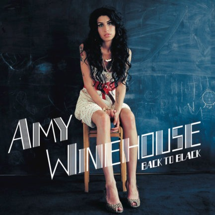 AMY WINEHOUSE Back To Black