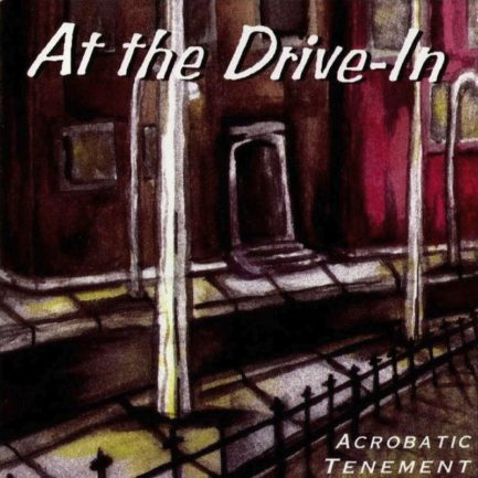 AT THE DRIVE-IN Acrobatic Tenement