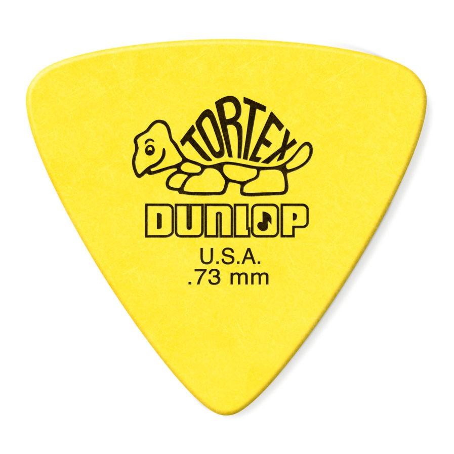 DUNLOP Mediators Tortex Triangle x 6 073 mm