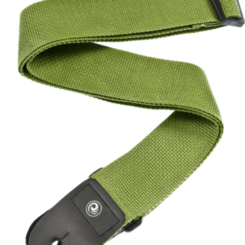 PLANET WAVES Sangle Polypropylene Core Verte
