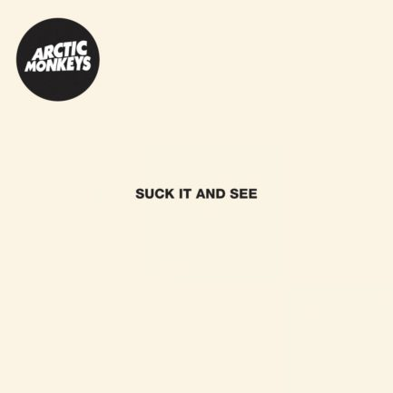 ARCTIC MONKEYS Suck It And See