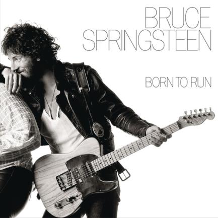 BRUCE SPRINGSTEEN Born To Run