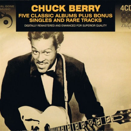 CHUCK BERRY Five Classic Albums