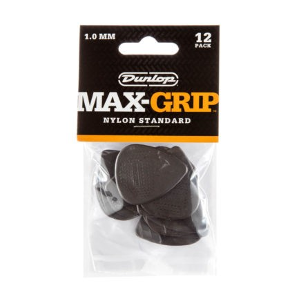 DUNLOP Mediators Max Grip Standard x 12 1 00 mm