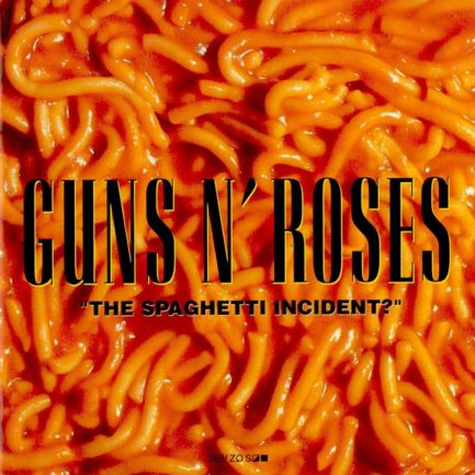 GUNS N ROSES The Spaghetti Incident