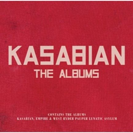 KASABIAN The Albums