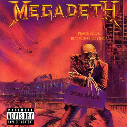 MEGADETH Peace Sells... But Who's Buying?