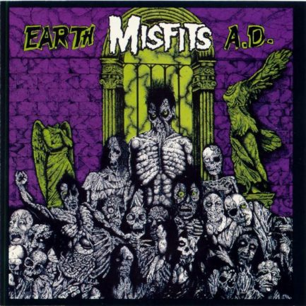 MISFITS Earth AD Wolfs Blood