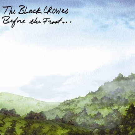 THE BLACK CROWES Before The Frost
