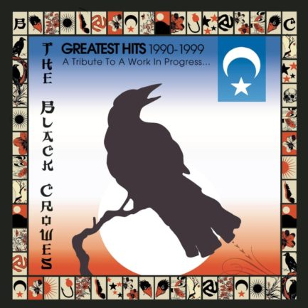 THE BLACK CROWES Greatest Hits 1990-1999