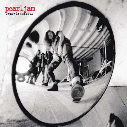 PEARL JAM Rearviewmirror Greatest Hits 1991-2003