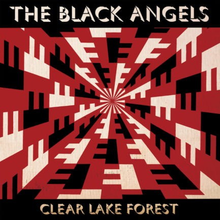 THE BLACK ANGELS Clear Lake Forest