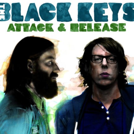 THE BLACK KEYS Attack And Release
