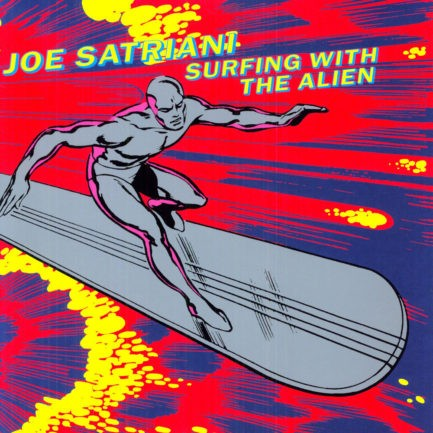 JOE SATRIANI Surfing With The Alien