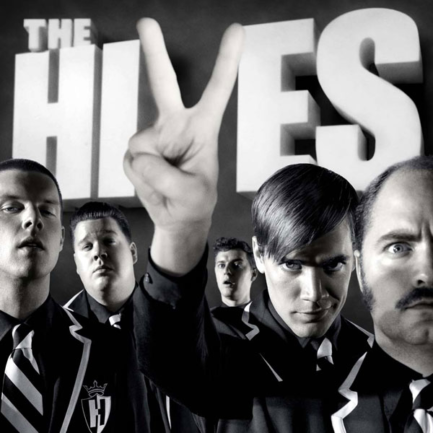 THE HIVES The Black And White Album