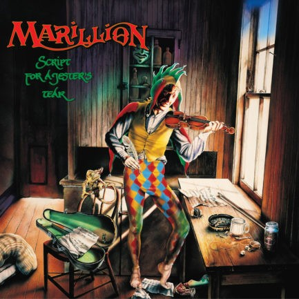 MARILLION Script For A Jester's Tear