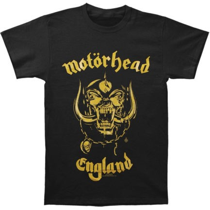 MOTORHEAD England Classic Gold