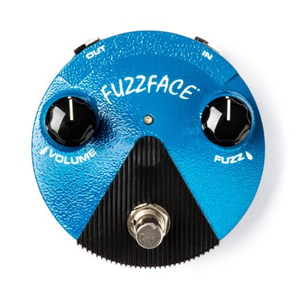DUNLOP Silicon Fuzz Face Mini Distortion