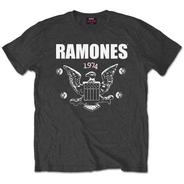 RAMONES 1974 Eagle