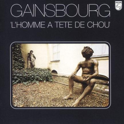 SERGE GAINSBOURG L Homme A Tete De Chou