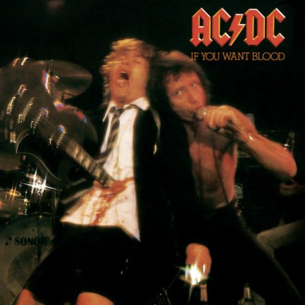 ACDC If You Want Blood Youve Got It