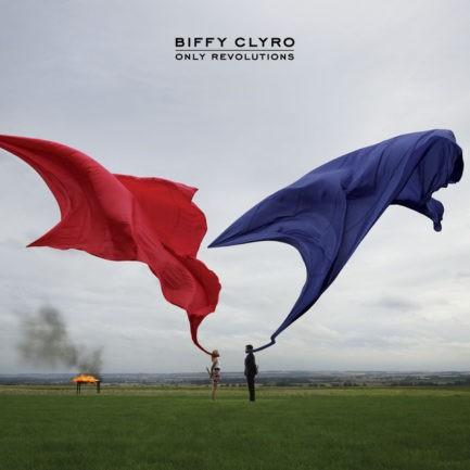BIFFY CLYRO Only Revolutions