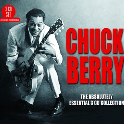 CHUCK BERRY The Absolutely Essential 3 CD Collection