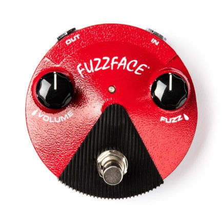 DUNLOP Germanium Fuzz Face Mini Distortion