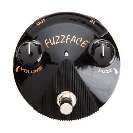 DUNLOP Joe Bonamassa Fuzz Face Mini Distortion