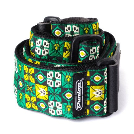 DUNLOP Sangle Jacquard Winterland Green