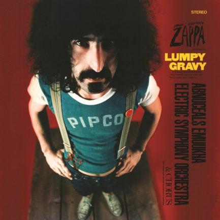 FRANK ZAPPA Lumpy Gravy