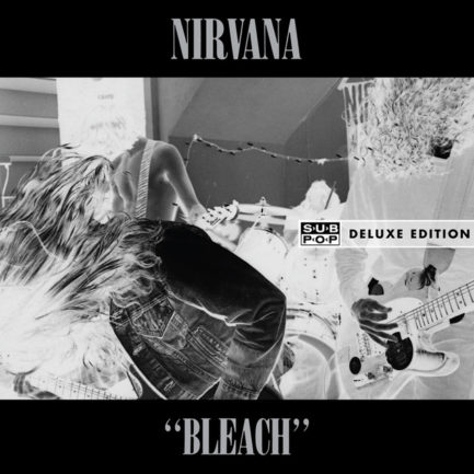 NIRVANA Bleach Deluxe