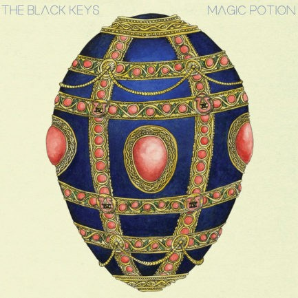 THE BLACK KEYS Magic Potion