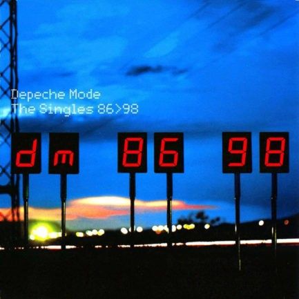 DEPECHE MODE The Singles 86-98