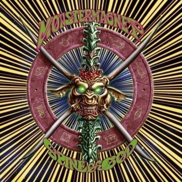 Monster Magnet MONSTER-MAGNET-Spine-Of-God