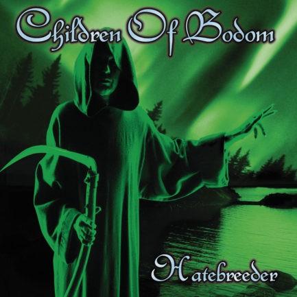 CHILDREN OF BODOM Hatebreeder