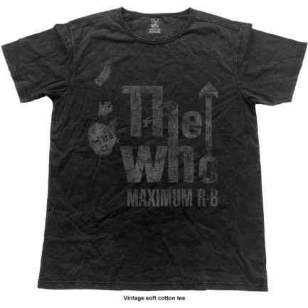THE WHO Max RB Vintage