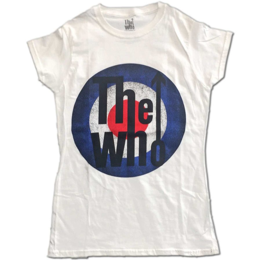 THE WHO Vintage Target