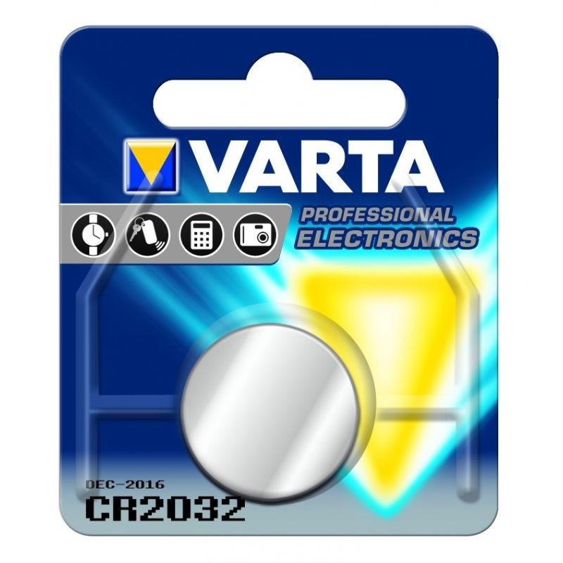 VARTA Pile Lithium Bouton