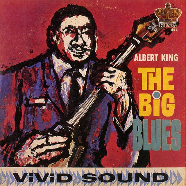 ALBERT KING The Big Blues