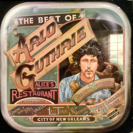 ARLO GUTHRIE The Best Of