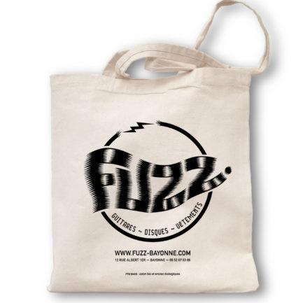 FUZZ Tote Bag