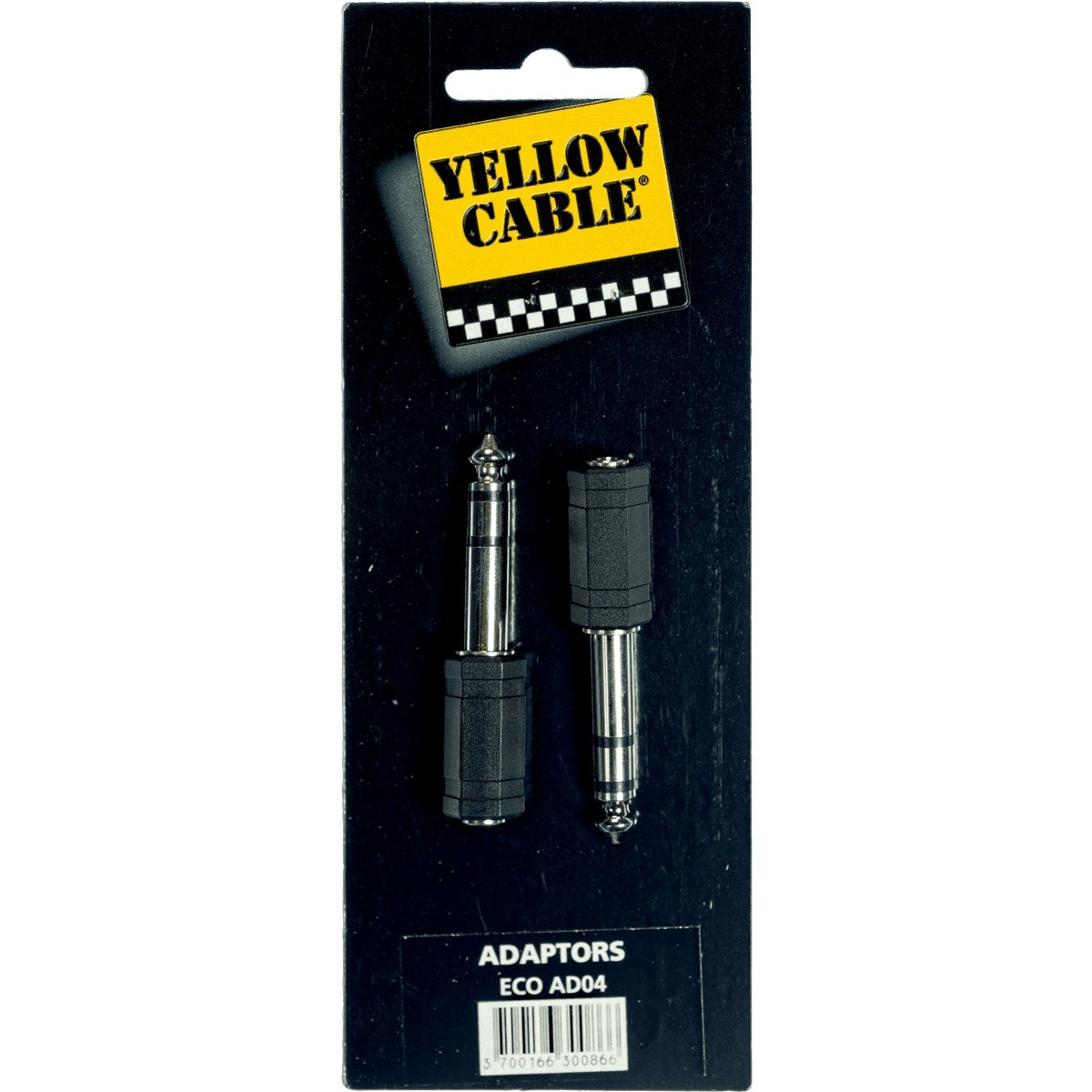 YELLOW CABLE Adaptateurs Jack Stereo Male Mini Jack Stereo Femelle