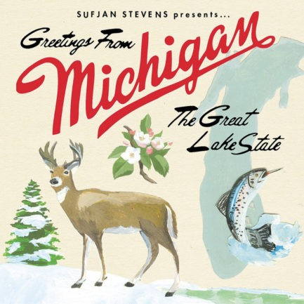 SUFJAN STEVENS Michigan